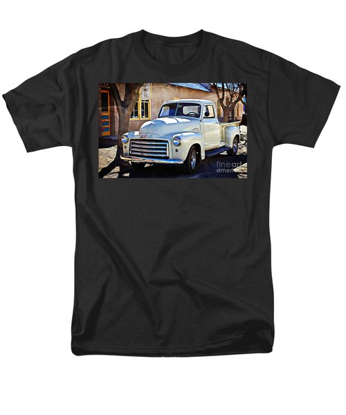 Men's T-Shirt  (Regular Fit) featuring the photograph The Magic Of The 1949 Gmc 100 by Barbara Chichester