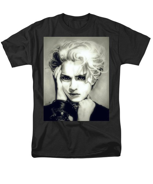 The Material Girl Men's T-Shirt  (Regular Fit) by Fred Larucci