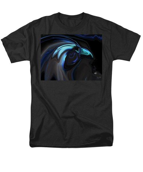 The Nighthawk Men's T-Shirt  (Regular Fit) by Rabi Khan