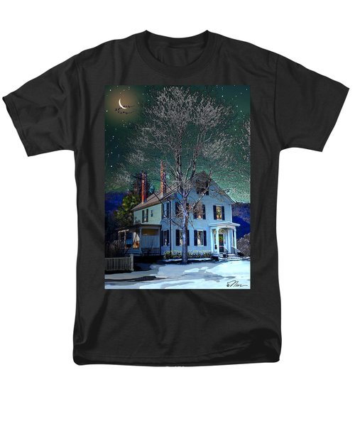 The Noble House Men's T-Shirt  (Regular Fit) by Nancy Griswold