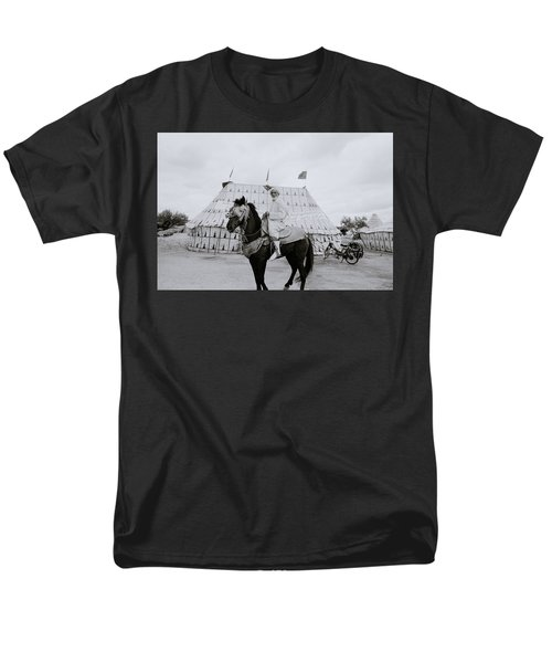The Noble Man Men's T-Shirt  (Regular Fit) by Shaun Higson