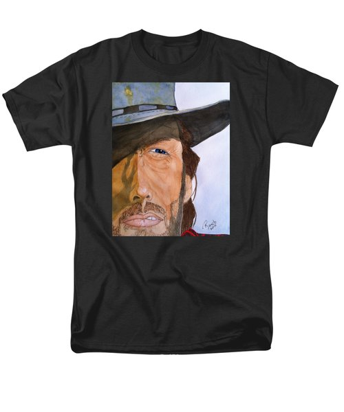 The Outlaw Josey Wales Men's T-Shirt  (Regular Fit) by Rand Swift