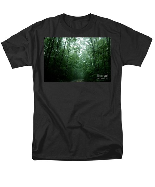 The Path Ahead Men's T-Shirt  (Regular Fit) by Clayton Bruster