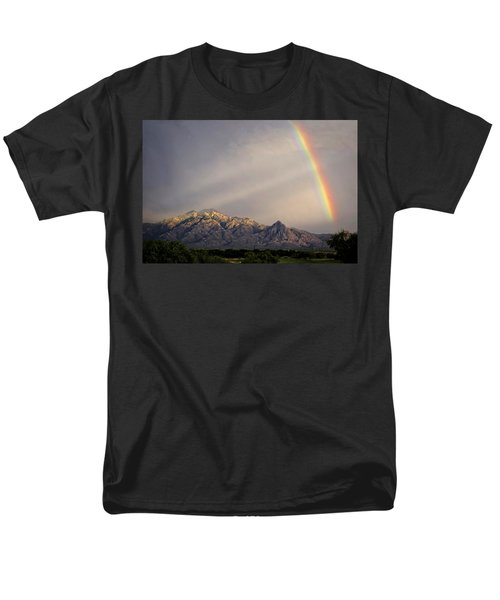 The Promise Men's T-Shirt  (Regular Fit) by Lucinda Walter