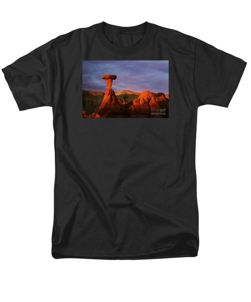 The Rim Rocks Men's T-Shirt  (Regular Fit) by Keith Kapple