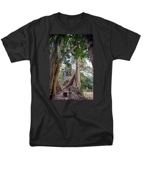 The S Gate Men's T-Shirt  (Regular Fit) by Arik S Mintorogo