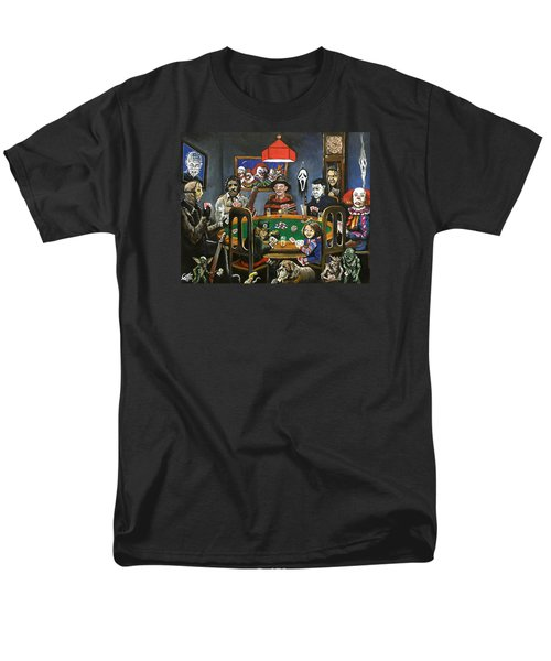 The Second Horror Game Men's T-Shirt  (Regular Fit) by Tom Carlton