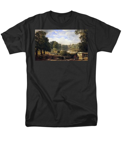 The Serpentine Men's T-Shirt  (Regular Fit) by Jasper Francis Cropsey