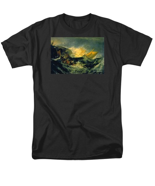 The Shipwreck Of The Minotaur Men's T-Shirt  (Regular Fit) by MotionAge Designs