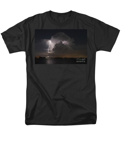 The Shocker Men's T-Shirt  (Regular Fit) by Quinn Sedam
