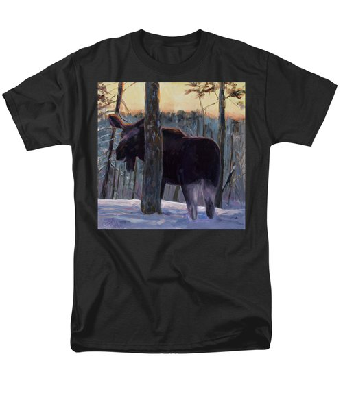 The Shy One Men's T-Shirt  (Regular Fit) by Billie Colson