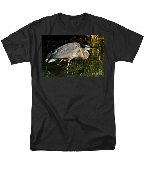 The Stalker Men's T-Shirt  (Regular Fit) by Heather King