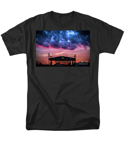 The Stone Pony Summer Stage Men's T-Shirt  (Regular Fit) by Colleen Kammerer
