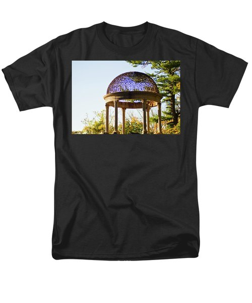 The Sunny Dome  Men's T-Shirt  (Regular Fit) by Jose Rojas