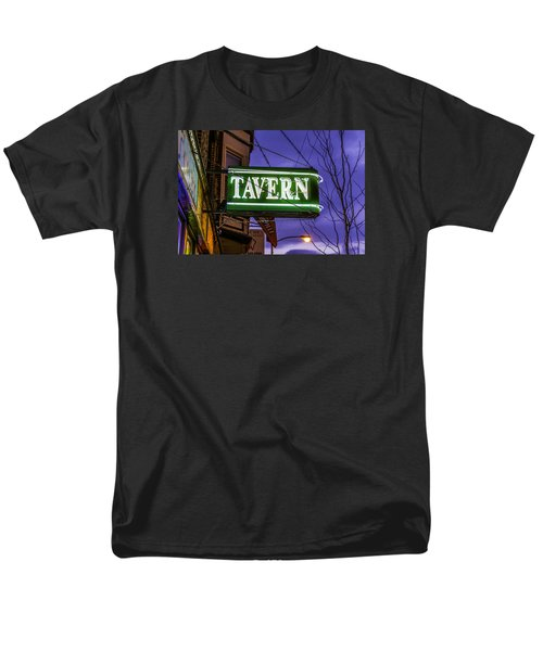 The Tavern On Lincoln Men's T-Shirt  (Regular Fit) by Raymond Kunst