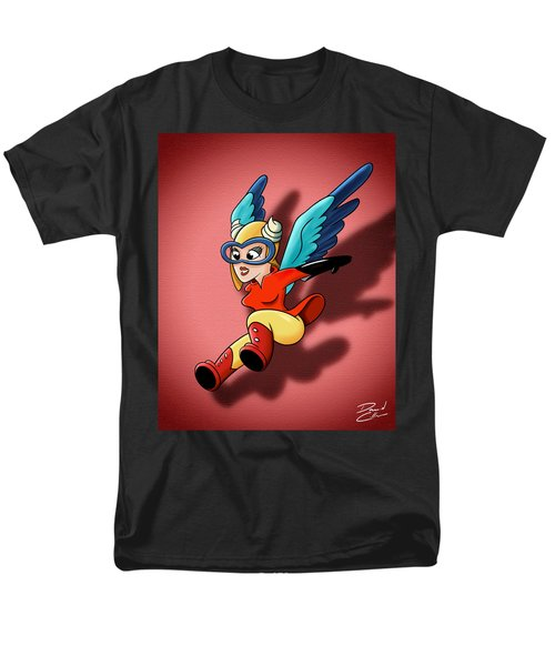 the WASP Men's T-Shirt  (Regular Fit) by David Collins