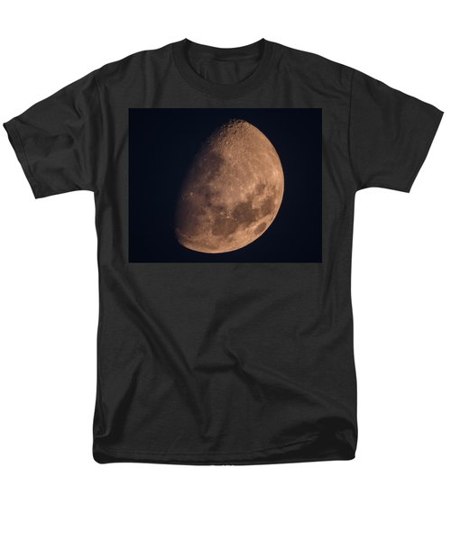 There's A Moon Up Tonight Men's T-Shirt  (Regular Fit) by Kenneth Cole