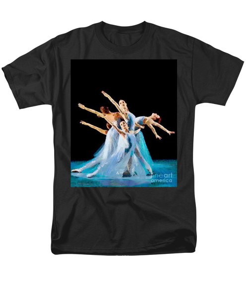They Danced Men's T-Shirt  (Regular Fit) by Catherine Lott