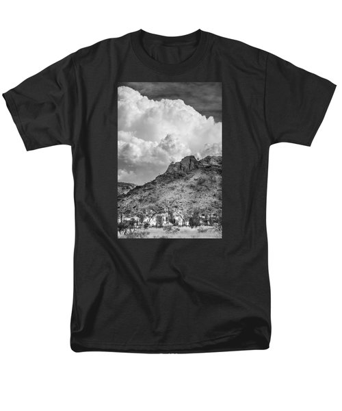 Thirsty Earth Men's T-Shirt  (Regular Fit) by Racheal  Christian
