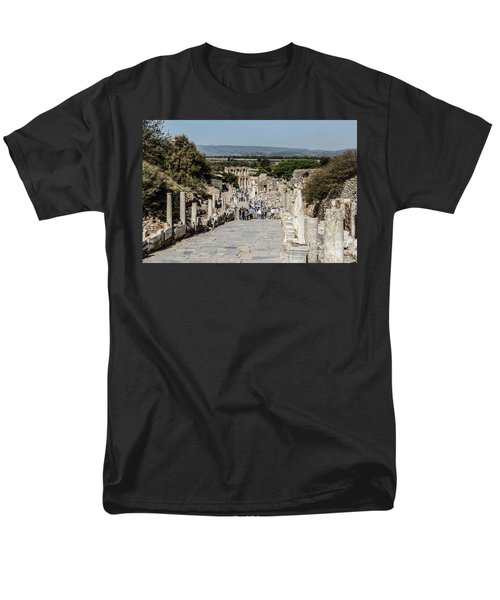This Is Ephesus Men's T-Shirt  (Regular Fit) by Kathy McClure