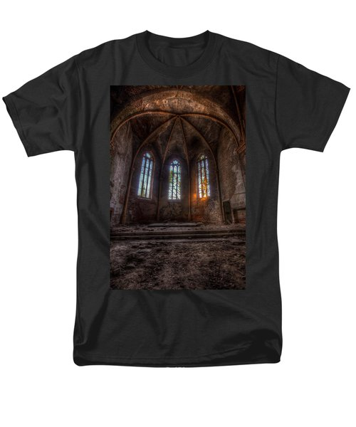 Three Tall Arches Men's T-Shirt  (Regular Fit) by Nathan Wright