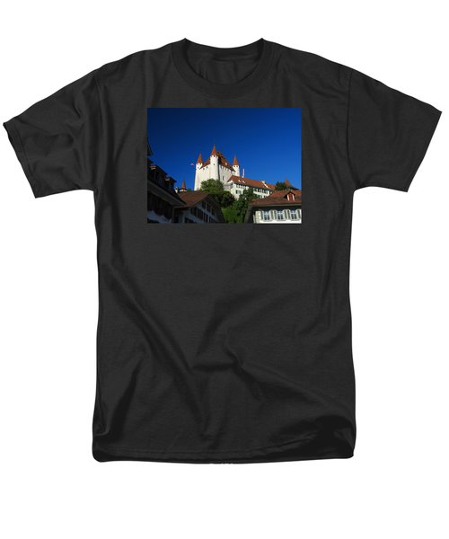 Thun Castle Men's T-Shirt  (Regular Fit) by Ernst Dittmar