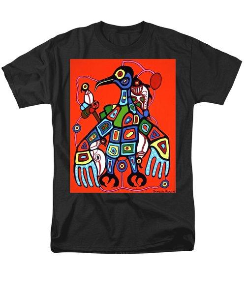 Thunderbird Men's T-Shirt  (Regular Fit) by Stephanie Moore