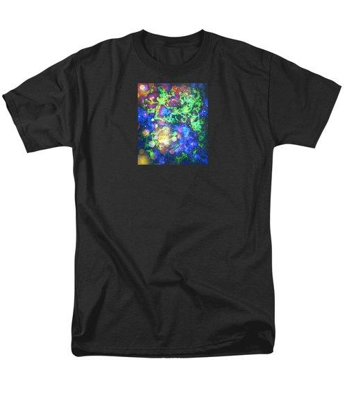 Men's T-Shirt  (Regular Fit) featuring the photograph Chaos by Robin Regan