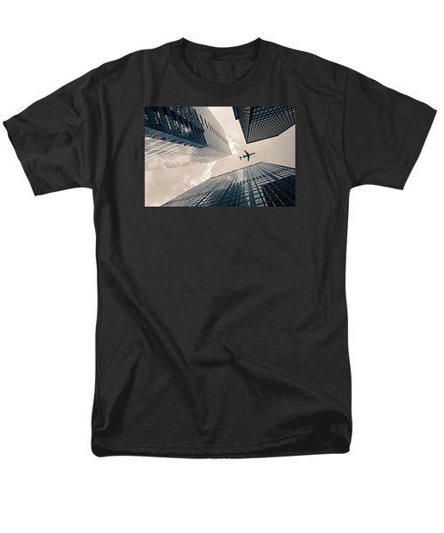 Time Frame Men's T-Shirt  (Regular Fit) by Iryna Goodall