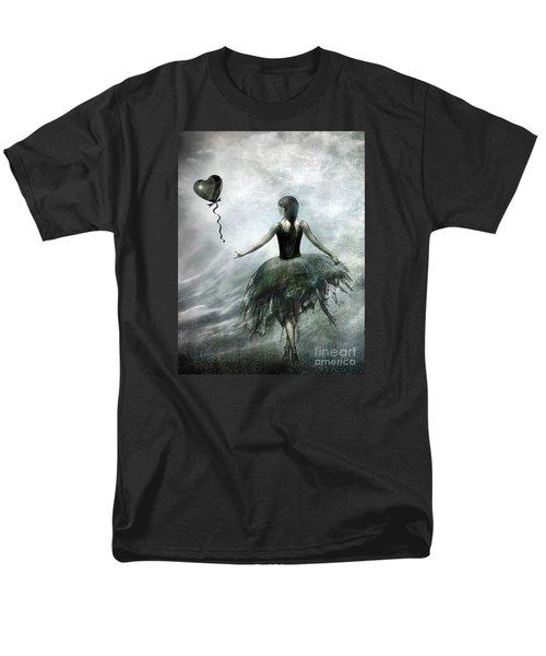 Time To Let Go Men's T-Shirt  (Regular Fit) by Jacky Gerritsen