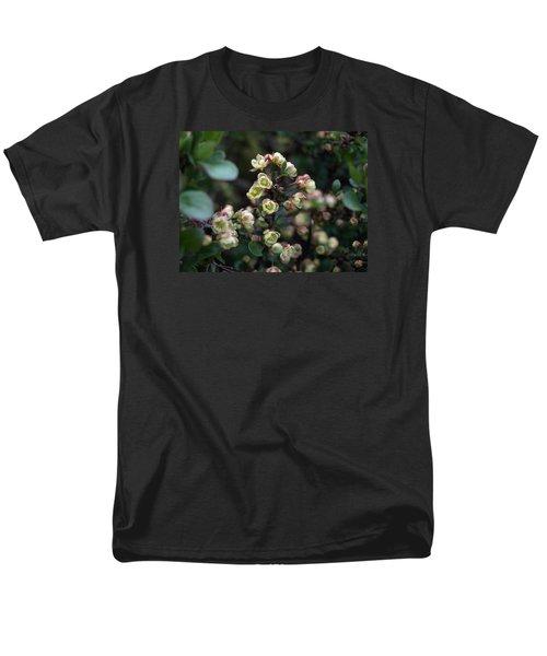 Tiny Flowers Men's T-Shirt  (Regular Fit) by Richard Brookes