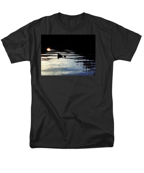 Men's T-Shirt  (Regular Fit) featuring the photograph To The Light by Menega Sabidussi