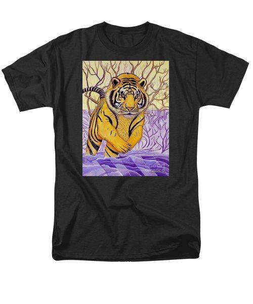 Tony Tiger Men's T-Shirt  (Regular Fit) by Joseph J Stevens