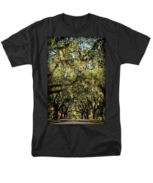 Towering Canopy Men's T-Shirt  (Regular Fit) by Carla Parris