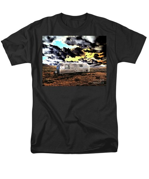 Men's T-Shirt  (Regular Fit) featuring the photograph Trailer by Jim and Emily Bush