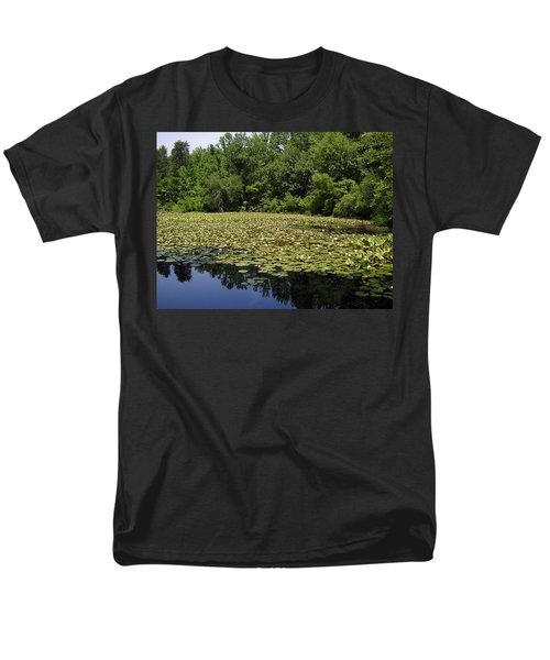 Tranquility Men's T-Shirt  (Regular Fit) by Flavia Westerwelle
