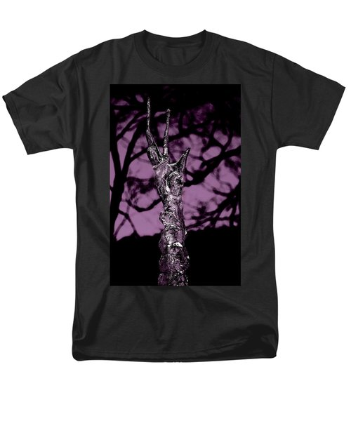 Men's T-Shirt  (Regular Fit) featuring the digital art Transference by Danielle R T Haney