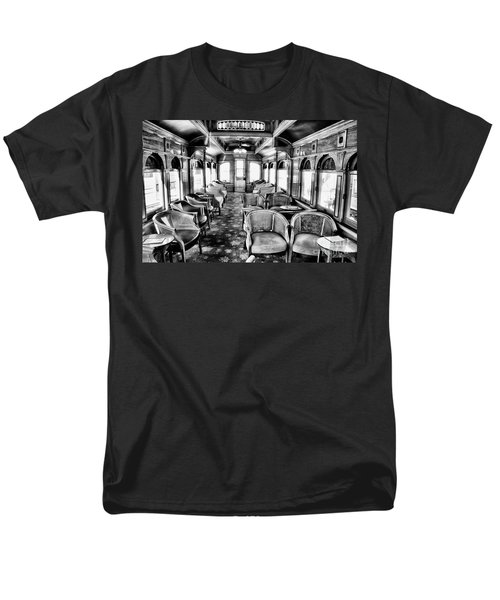 Men's T-Shirt  (Regular Fit) featuring the photograph Traveling In Style by Paul W Faust - Impressions of Light