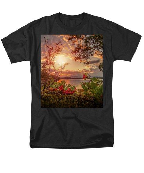 Treasures In Nature Men's T-Shirt  (Regular Fit) by Rose-Marie Karlsen