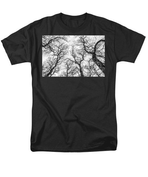 Tree Tops Men's T-Shirt  (Regular Fit) by Sue Smith