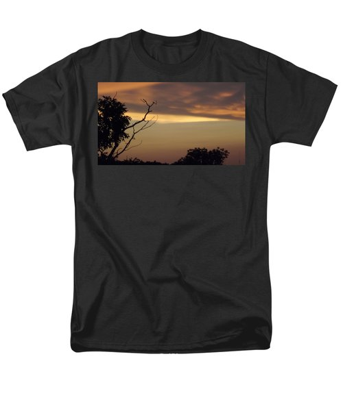 Trees Of The Lake Men's T-Shirt  (Regular Fit) by Don Koester