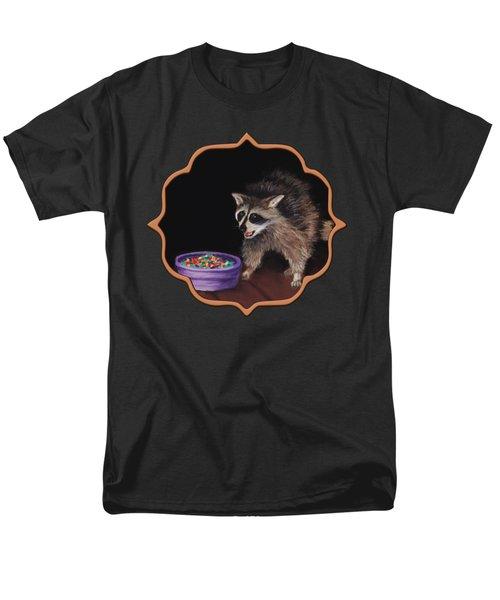 Trick-or-treat Men's T-Shirt  (Regular Fit)