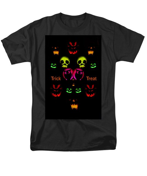 Men's T-Shirt  (Regular Fit) featuring the photograph Trick Or Treat by Greg Norrell