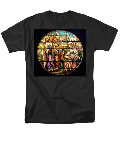 Trio Of Angels Men's T-Shirt  (Regular Fit) by Kristin Elmquist