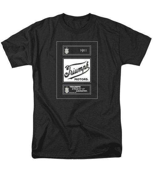 Triumph 1911 Men's T-Shirt  (Regular Fit) by Mark Rogan