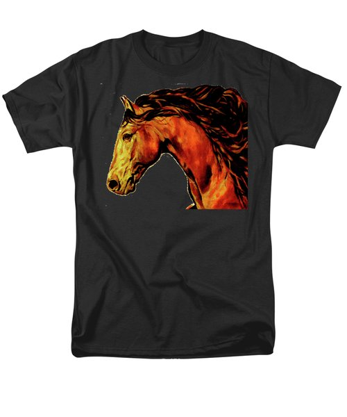 Trojan Men's T-Shirt  (Regular Fit) by Rafael Salazar