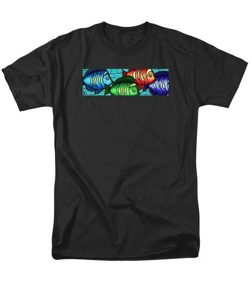 Tropic Swim Men's T-Shirt  (Regular Fit) by Jim Harris