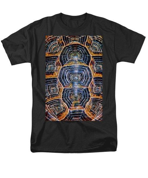 Turtle Madness Men's T-Shirt  (Regular Fit) by Mariola Bitner