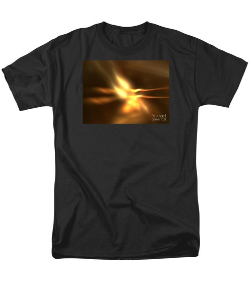 Twin Flame Men's T-Shirt  (Regular Fit) by Kim Sy Ok