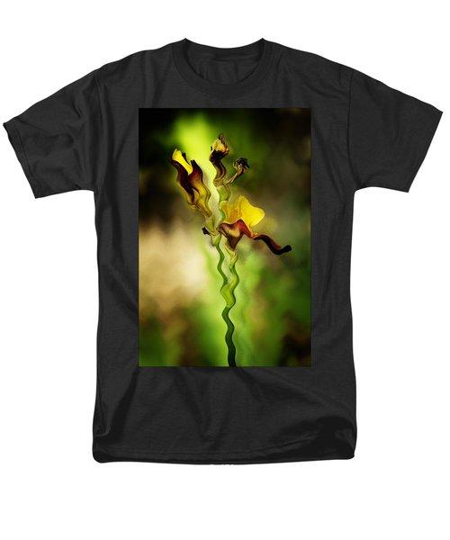 Twist Men's T-Shirt  (Regular Fit) by Diane Dugas